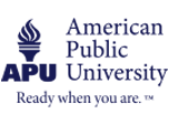 American Public University - School of Health Sciences-Undergraduate Logo
