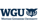 Western Governors University - College of Health Professions - Undergraduate Logo